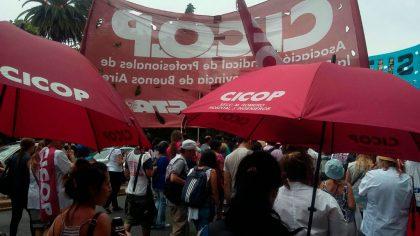 Publicación pedida: La asociación sindical de profesionales de la salud pública de Chivilcoy (CICOP) ante la convocatoria a la marcha del 21F