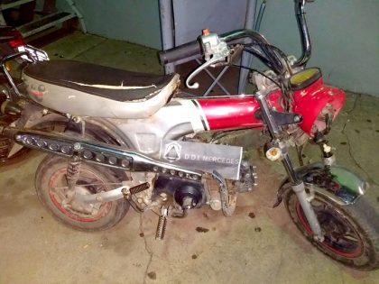 El director de Tránsito denunció el faltante de una motocicleta del depósito municipal