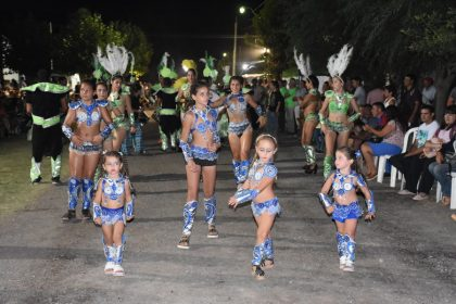Noche de Carnaval en La Rica
