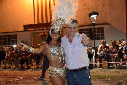 Noche de Carnaval en Ramón Biaus
