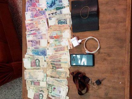 Detienen a un menor de 16 años por robar en un comercio