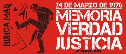 Publicación pedida: Memoria por la Verdad y la Justicia