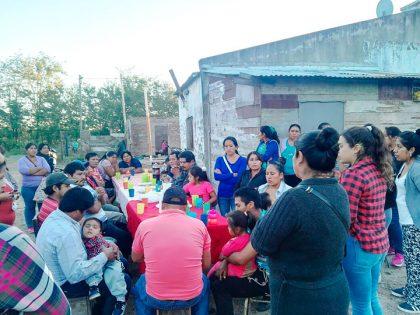 La Comunidad Boliviana celebró el día del Padre