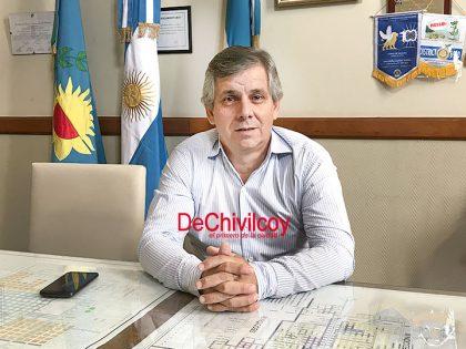 Guillermo Britos:  Salarios, Ghiglieri, Seguridad, Policía, Cambiemos, algunos de los temas abordados por el intendente en una extensa entrevista [Video]