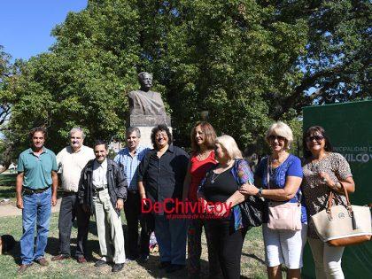 Se recordó al poeta chivilcoyano Carlos Ortíz a 108 años de su trágica desaparición [Video]