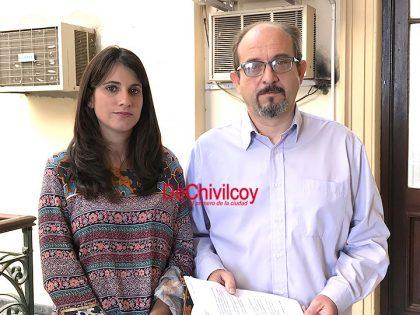 """Bloque de concejales de Unidad Ciudadana: """"Crespi está en una situación de incompatibilidad"""" [Video]"""
