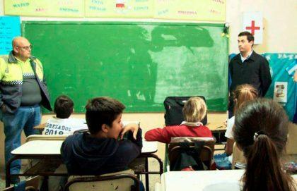 Continúa la Campaña de Prevención de Siniestros Viales y Educación Vial
