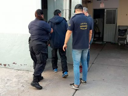 Un detenido por abuso sexual agravado