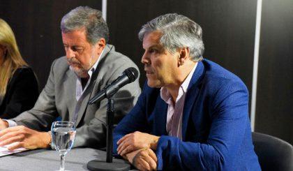 Fabio Britos encabezó una Jornada sobre Responsabilidad Social Empresarial