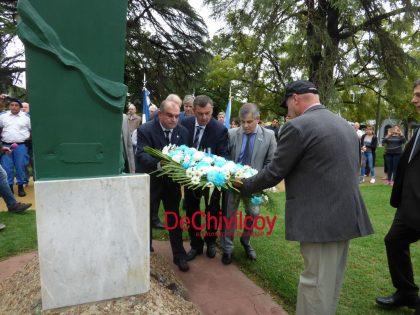Se conmemoró el Día de los Veteranos y Caídos en la Guerra de Malvinas