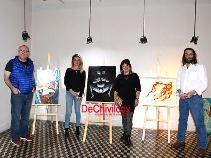 """Museo Pompeo Boggio: Se definieron los ganadores del concurso de pintura """"Salón de Octubre"""""""