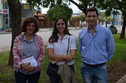Observatorio Vial: El Dr. Pertosa acompañó a los alumnos de 3er año del colegio Crear en su proyecto