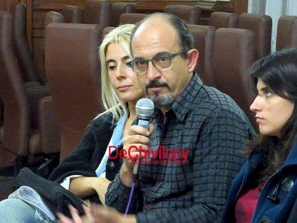 """Concejal Poggio: """"Crespi confirmó que trabaja en la Cámara de Diputados y por ende está en incompatibilidad"""""""