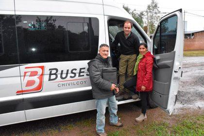 Alumnos de la Escuela Agraria viajaron a Suipacha