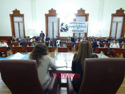 Concejo: Polémica sesión ordinaria por discusiones sobre políticas nacionales y provinciales