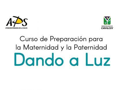 """APS: Curso de Preparación para la Maternidad y la Paternidad """"Dando a Luz"""""""