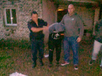 Un detenido por hurtar un televisor