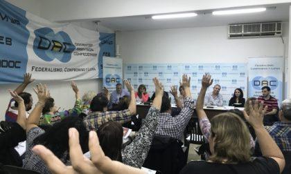 Docentes Argentinos Confederados convocan a Marcha Federal Docente para el día 23 de mayo