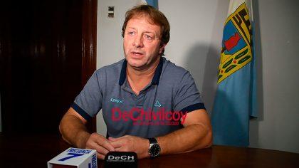 """Darío Speranza: """"con todos los problemas que están pasando los chivilcoyanos, preocuparse por la presidencia del Concejo Deliberante es descabellado"""" [VIDEO]"""