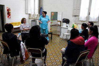 El Hospital Municipal vacunó a bebés prematuros para prevenir la bronquiolitis