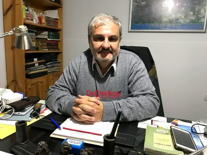 """Pinotti: """"Entre lo que es la cúpula de este gobierno municipal y mi filosofía de vida hay una distancia importantísima"""" [VIDEO]"""