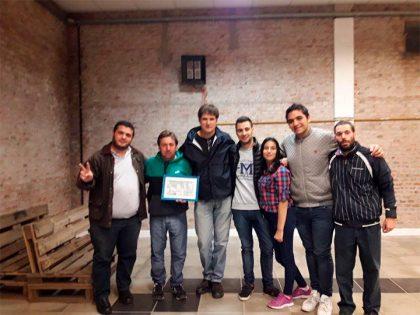 La JP reconoció al presidente de Dignidad y referente barrial, Darío Corrao
