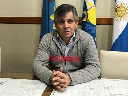 El intendente se manifestó en desacuerdo con dejar de percibir en la factura de luz porcentajes destinados a los municipios [Video]