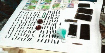 Suipacha. Allanamiento y detención: Cae un suipachense con 150 envoltorios de cocaína