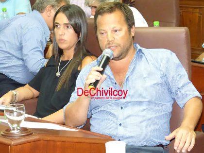 Estación Solar: Proyecto de Resolución presentado por el bloque de concejales de Cambiemos