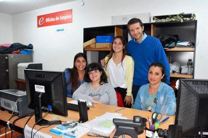 Crecen las oportunidades laborales a través de la Oficina de Empleo municipal