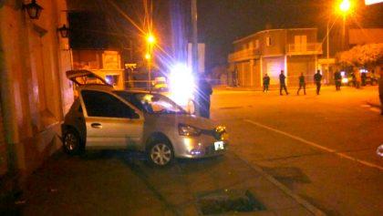 Persecución policial y muerte de una persona que había participado de un secuestro virtual