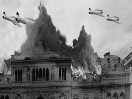 Se cumplen 63 años de los bombardeos de los militares sobre la Plaza de Mayo