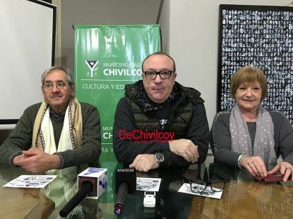 Con la muestra de Osvaldo Benítez el Museo se adhiere al Mundial [Video]