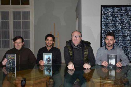 Se presentaron los libros ganadores del concurso Narrativa de la Editorial Municipal