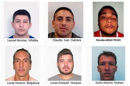 """Identificaron a los 24 argentinos que protagonizaron el """"peor incidente del Mundial"""", informó el Ministerio de Seguridad"""