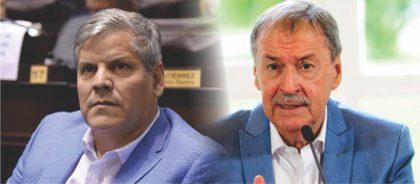 """Fabio Britos: """"El gobernador Schiaretti busca quedar bien con el gobierno nacional; yo firmé en defensa de los bonaerenses"""""""