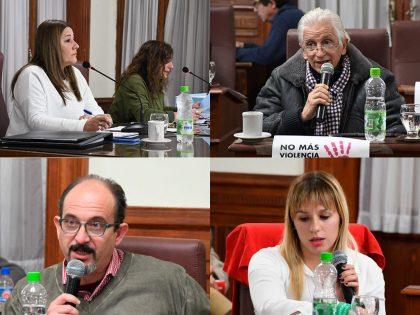 Sesionó el Concejo Deliberante: Fue ratificado el pedido de recambio de las autoridades del Cuerpo