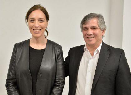 Vidal visitó Chivilcoy y se comprometió a postergar la resolución de OCEBA