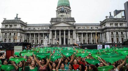 Histórico: Diputados aprobó el proyecto de legalización del aborto