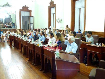 Con renuncias, asunciones y pedidos de licencia y sesiona hoy el Concejo Deliberante