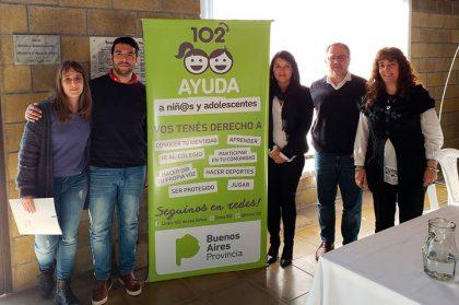 Chivilcoy presente en el Primer Encuentro Regional del Consejo Provincial de Niñez y Adolescencia de la provincia