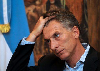 Por temor a las protestas, Macri se bajó del acto por el Día de la Bandera en Rosario