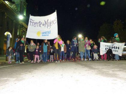 Ni Una Menos: cientos de mujeres marcharon en Chivilcoy con el aborto legal como reclamo principal [Video]