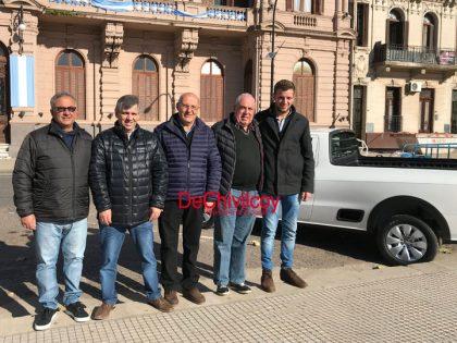 Se incorporó un nuevo vehículo a la flota municipal [Video]