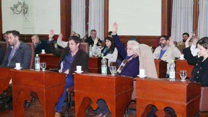 HCD: Se aprobó la ampliación de la red cloacal del Barrio Sur y la creación de una Comisión Vial; otros proyectos volvieron a Comisión
