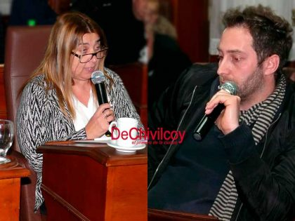[Video] Concejo: Liliana Varela y Gabriel Fagliano, cuestionados duramente en la última sesión