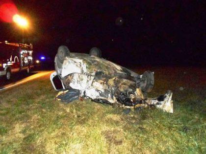 Cuatro muertos y heridos graves en violento siniestro sobre Ruta 30 [AMPLIAMOS]