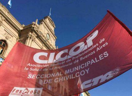 [COMUNICADO] CICOP Asociación de Profesionales de la Salud Pública de la Ciudad de Chivilcoy